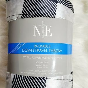 Packable Down Blanket Noble Excellence 60X70